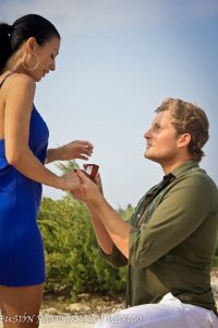 Micheal Proposing in Playa Del Carmen