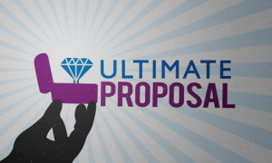 Yahoo! Ultimate Proposal The Heart Bandits