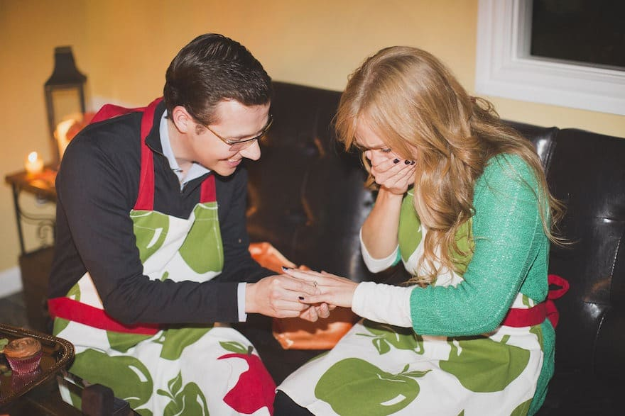 View More: http://michelleablephotography.pass.us/theproposal