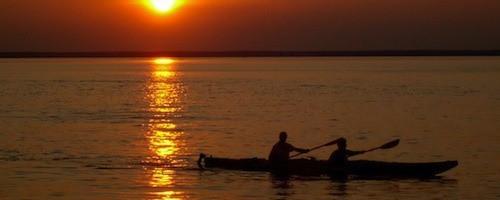 Moonlight Kayak Proposal Idea