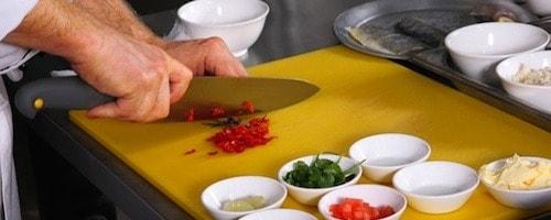 Private Chef Proposal Idea