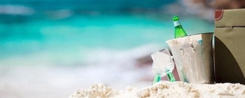 Romantic Beach Proposal Idea