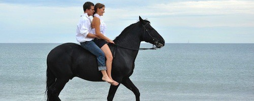 Horseback Ride Proposal Idea