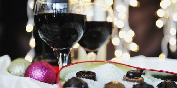 Chocolate and Wine Tasting Proposal Idea