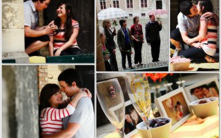 Belgium Romantic Marriage Proposal