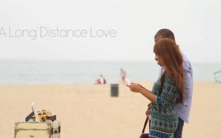 Romantic Beach Scavenger Hunt